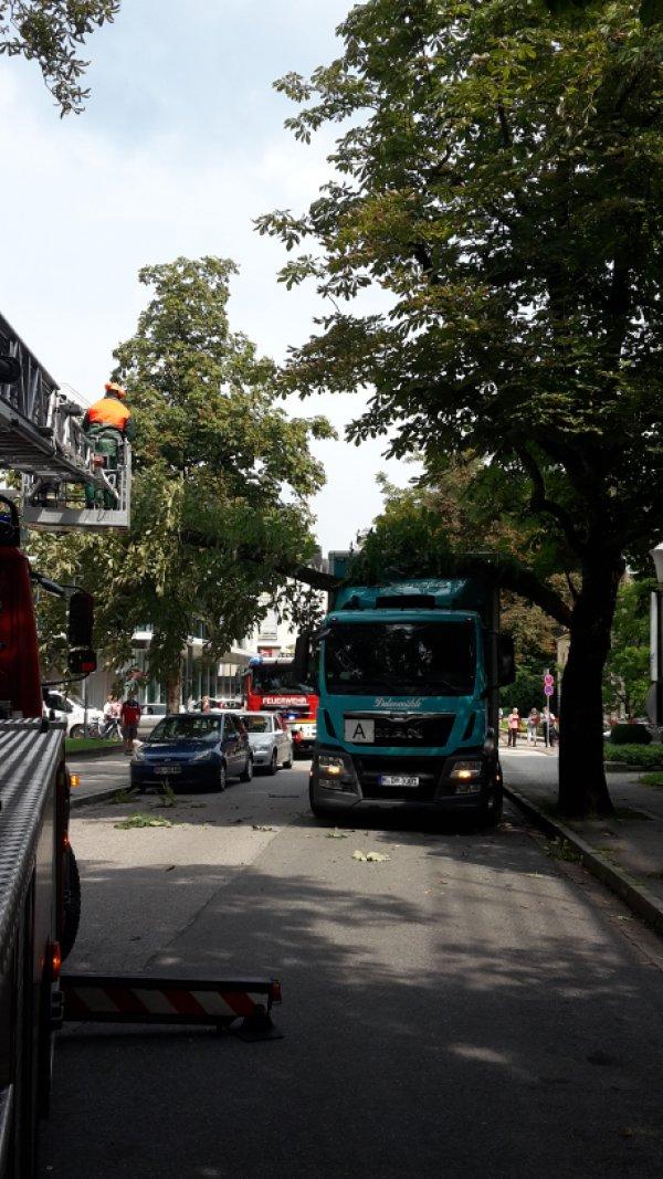 Technische Hilfeleistung vom 02.09.2016  |  (C) Feuerwehr Bad Reichenhall (2016)