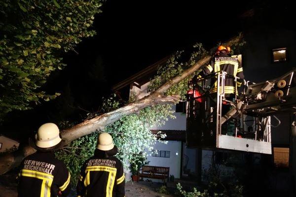 Technische Hilfeleistung vom 18.08.2017  |  (C) Feuerwehr Bad Reichenhall (2017)