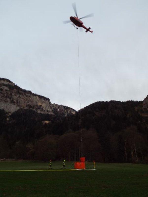 Brandeinsatz vom 03.04.2016  |  (C) Feuerwehr Bad Reichenhall (2016)
