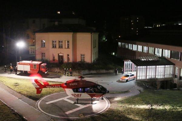 Technische Hilfeleistung vom 19.03.2015  |  (C) Feuerwehr Bad Reichenhall (2015)