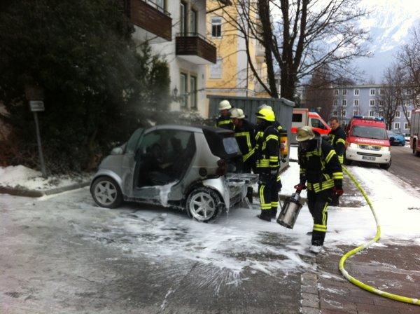 Brandeinsatz vom 01.03.2018  |  (C) Feuerwehr Bad Reichenhall (2018)