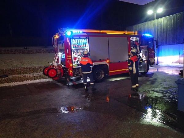 Brandeinsatz vom 04.01.2017  |  (C) Feuerwehr Bad Reichenhall (2017)