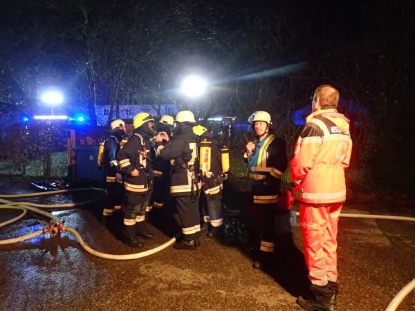 Brandeinsatz vom 18.01.2015  |  (C) Feuerwehr Bad Reichenhall (2015)