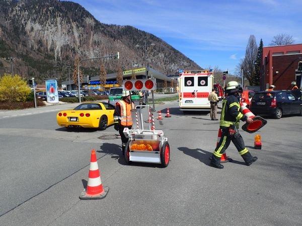 Technische Hilfeleistung vom 31.03.2016  |  (C) Feuerwehr Bad Reichenhall (2016)