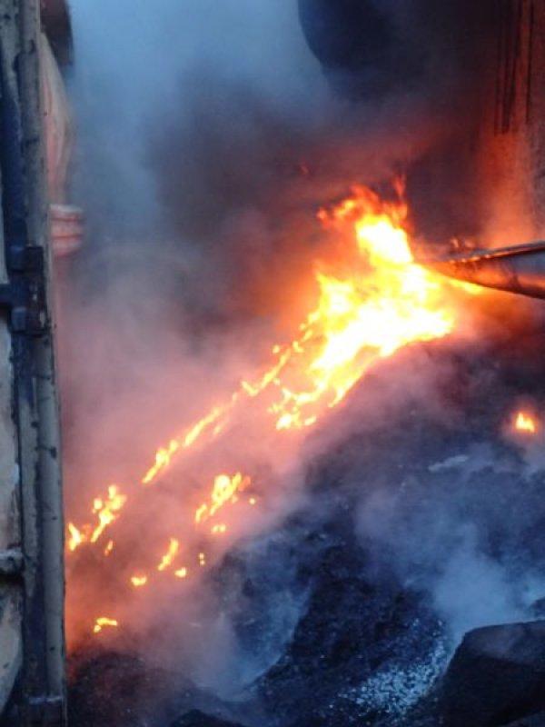 Brandeinsatz vom 18.05.2017  |  (C) Feuerwehr Bad Reichenhall (2017)