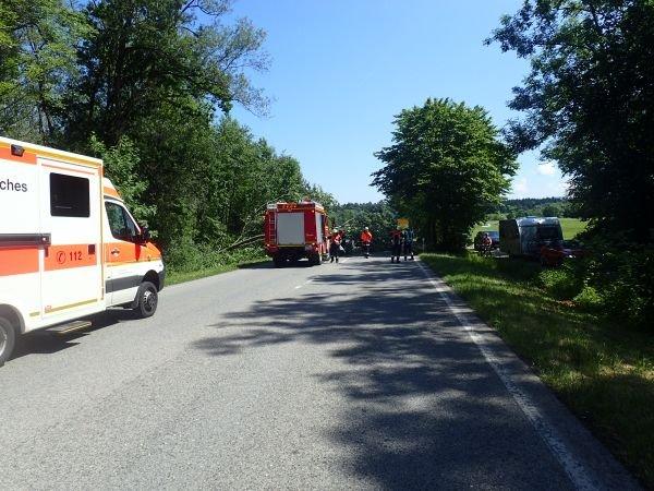 Technische Hilfeleistung vom 03.06.2017  |  (C) Feuerwehr Bad Reichenhall (2017)