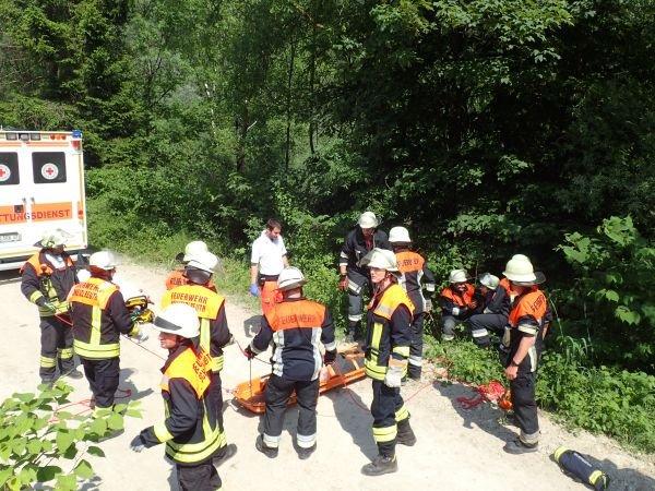 Technische Hilfeleistung vom 06.06.2015     (C) Feuerwehr Bad Reichenhall (2015)