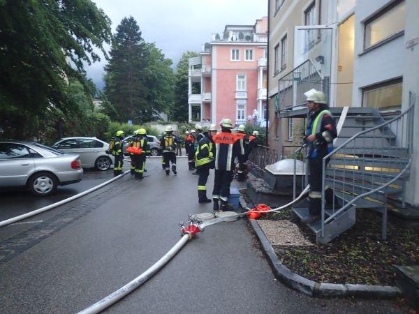 Brandeinsatz vom 09.06.2016  |  (C) Feuerwehr Bad Reichenhall (2016)