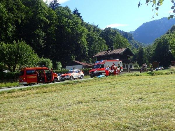 Technische Hilfeleistung vom 10.07.2016  |  (C) Feuerwehr Bad Reichenhall (2016)