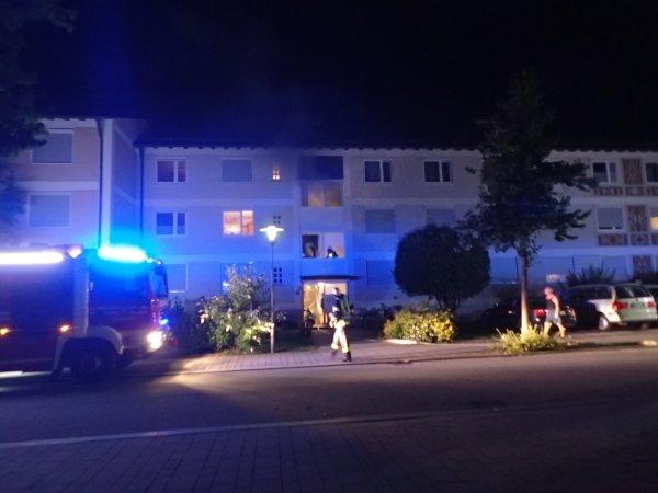 Brandeinsatz vom 31.07.2017  |  (C) Feuerwehr Bad Reichenhall (2017)