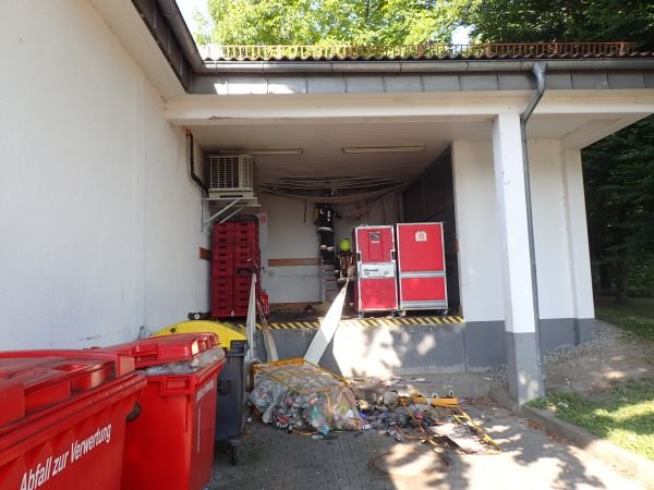Brandeinsatz vom 08.08.2015  |  (C) Feuerwehr Bad Reichenhall (2015)