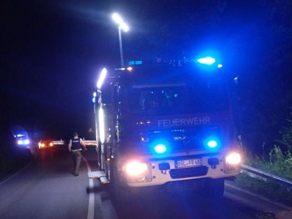 Technische Hilfeleistung vom 14.08.2017  |  (C) Feuerwehr Bad Reichenhall (2017)