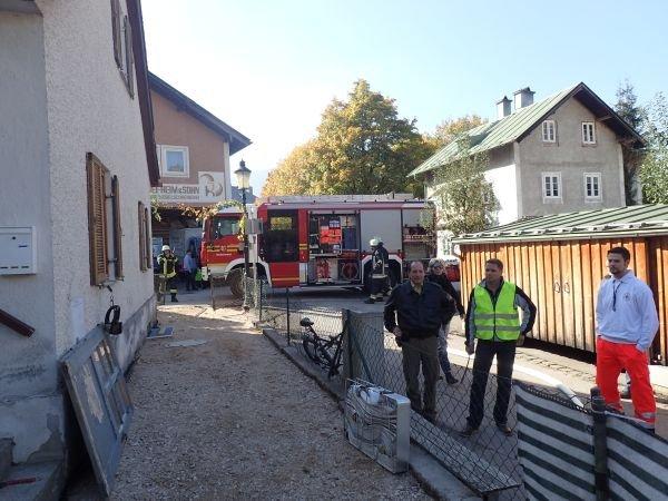 Brandeinsatz vom 21.10.2015  |  (C) Feuerwehr Bad Reichenhall (2015)