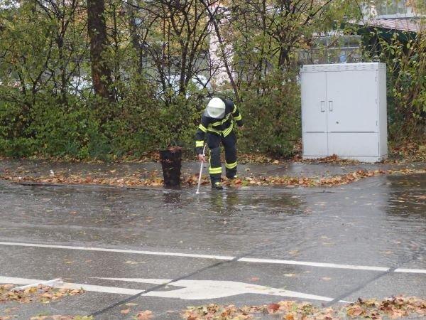 Technische Hilfeleistung vom 29.10.2017  |  (C) Feuerwehr Bad Reichenhall (2017)