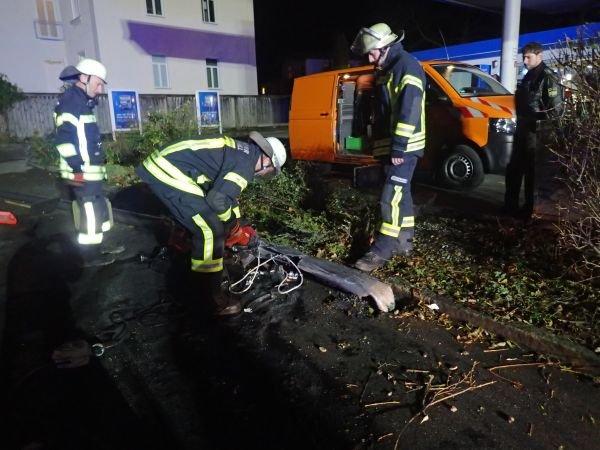 Technische Hilfeleistung vom 22.11.2017  |  (C) Feuerwehr Bad Reichenhall (2017)
