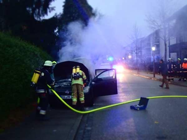Brandeinsatz vom 27.11.2015  |  (C) Feuerwehr Bad Reichenhall (2015)