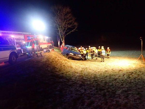 Technische Hilfeleistung vom 07.12.2015  |  (C) Feuerwehr Bad Reichenhall (2015)