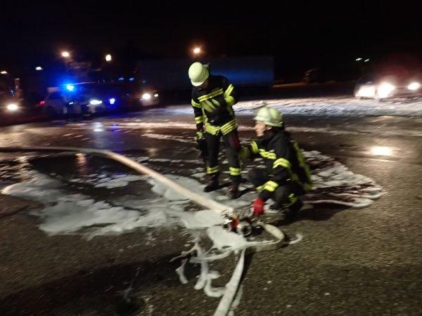 Brandeinsatz vom 09.12.2017  |  (C) Feuerwehr Bad Reichenhall (2017)