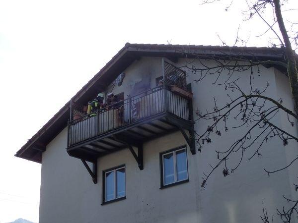 Brandeinsatz vom 19.12.2016  |  (C) Feuerwehr Bad Reichenhall (2016)