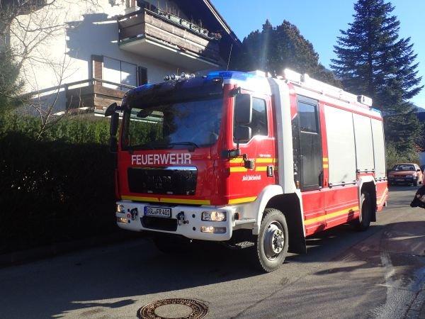 Brandeinsatz vom 28.12.2015  |  (C) Feuerwehr Bad Reichenhall (2015)