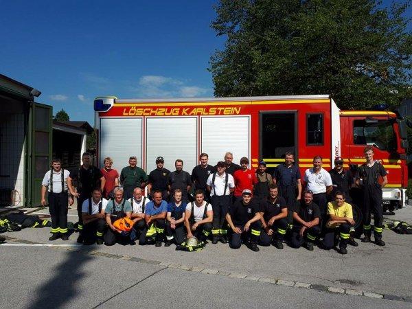 Sicherheitswachen vom 22.07.2017  |  (C) Feuerwehr Bad Reichenhall (2017)