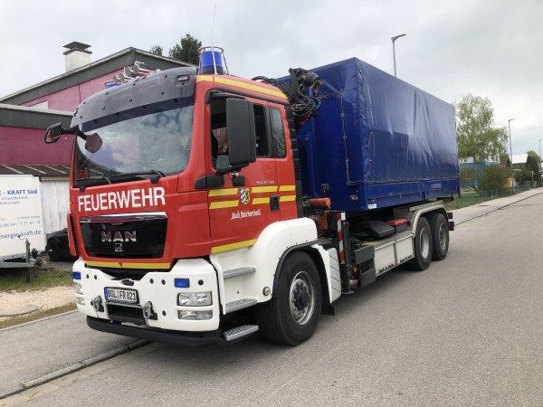 Technische Hilfeleistung vom 14.04.2020     (C) Feuerwehr Bad Reichenhall (2020)
