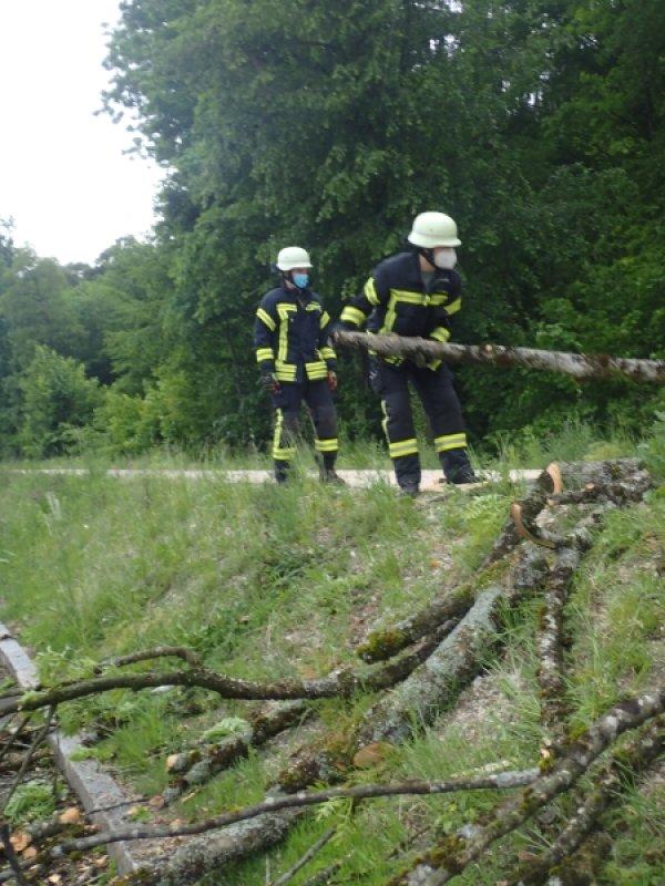 Technische Hilfeleistung vom 11.05.2020     (C) Feuerwehr Bad Reichenhall (2020)