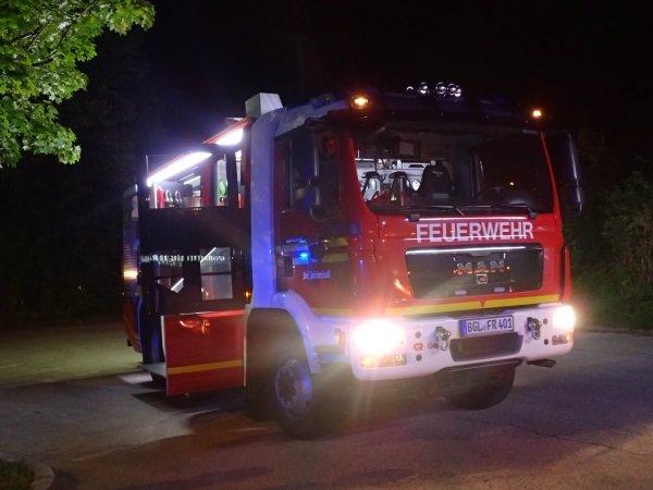 Brandeinsatz vom 21.08.2020  |  (C) Feuerwehr Bad Reichenhall (2020)