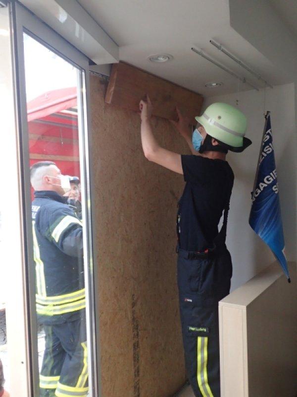 Technische Hilfeleistung vom 28.07.2020     (C) Feuerwehr Bad Reichenhall (2020)